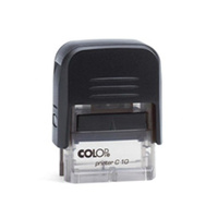Colop Printer C10 Compact Transparent