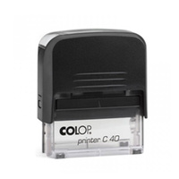 Colop Printer C40 Compact Transparent