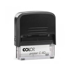 Colop Printer C40 Compact Transparent