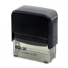 Colop Printer C50 Compact Transparent