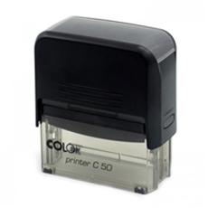 Colop Printer C50 Compact Transparent