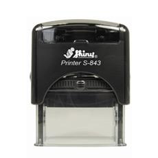 Shiny Printer S-843 Standart / Transparent